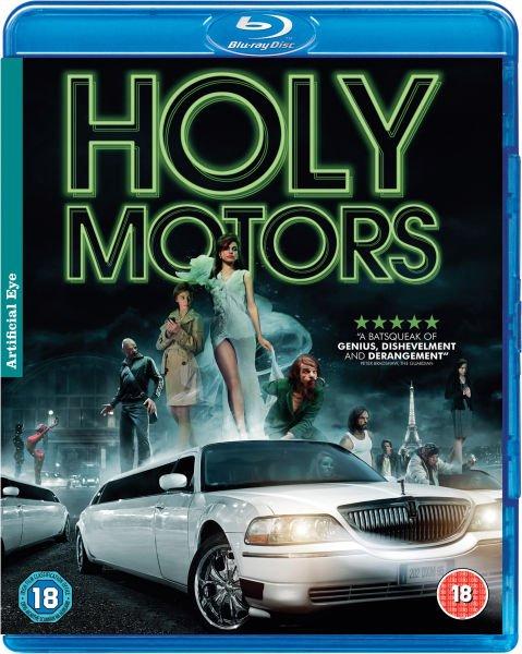 Holy Motors Blu-Ray (ENG) für 7,35€