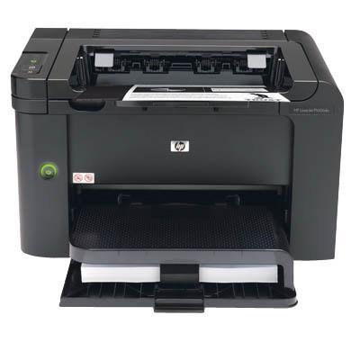 HP Laserdrucker LaserJet P1606DN - ~95€ statt 183,99€