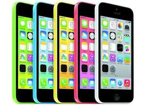 [Rakuten.de] Apple - iPhone 5c - Smartphone 16 GB - 589 € + 150 Euro in Superpunkten