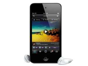 Apple iPod touch 4. Generation Schwarz (32 GB) @ebay.de 149€
