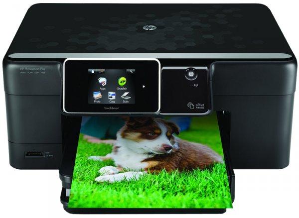 HP Drucker Photosmart Plus B210a für 59€ @ Ebay WOW
