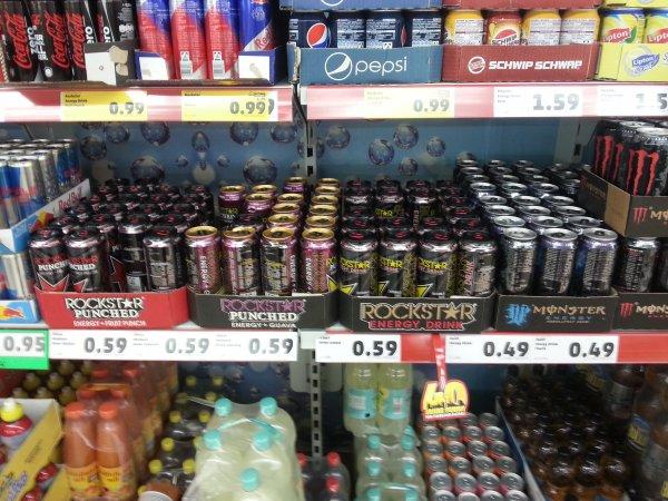 Rockstar Energy (0,99€) (Eventuell Lokal..Ennepetal)