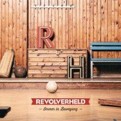 Amazon: gratis Mp 3 - Revolverheld - Immer in Bewegung