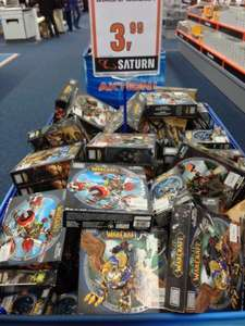 [Lokal Berlin(?)] World of Warcraft MEGA Bloks  - @Saturn 3,99€