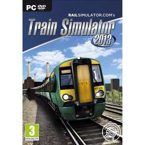 [Steam] Train Simulator 2013 @GMG