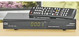 Comag SL900HD CI+ Sat-Receiver nächste Woche bei Kaufland