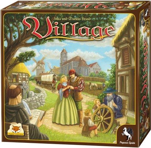 Village + Village Inn [Erweiterung]