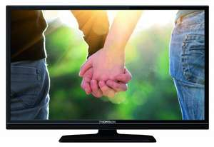Thomson 40FU3253C/G 102 cm (40 Zoll) LED-TV, EEK A  (Full HD, 100 Hz CMI, DVB-C/T, 3x HDMI, CI+, USB 2.0) schwarz @Amazon.de