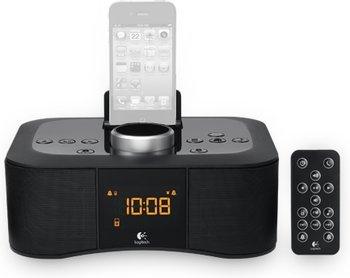 "Logitech Radiowecker 3,5 mm ""Clock Radio Dock S400i"" für 39,99€ @ ZackZack"