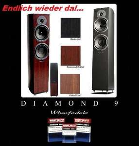 Wharfedale Diamond 9.5 Paarpreis 298 €