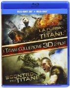 Kampf der Titanen & Zorn der Titanen [Blu-ray + 3D Blu-ray] @ Amazon.es