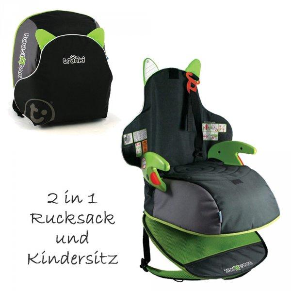 Trunki BoostApak, Rucksack und Kindersitz in einem @amazon UK, für ca. 34€ Inkl. Versand, idealo 58€