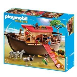PLAYMOBIL® Große Arche der Tiere 5276 für 32,39 € inkl. Versand - nur Sonntag 22.09.13