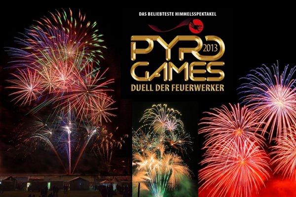 Karten (Wert: 87,90€) für Pyrogames in Rüdersdorf bei Berlin @Charivari Deals