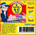 [bundesweit, offline] @tegut: 4€ Sofortrabatt bei 4 Henkel-Prod. (Persil, Spee, Weißer Riese, Perwoll, Somat)