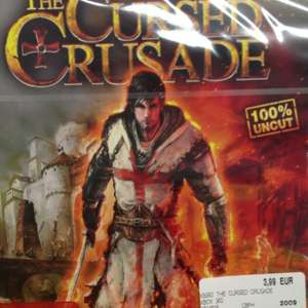 Saturn [lokal Berlin] The Cursed Crusade Xbox 360