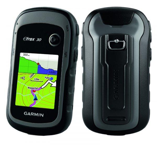 """[Engelhorn.de] Garmin """"eTrex 30"""" GPS Gerät"""
