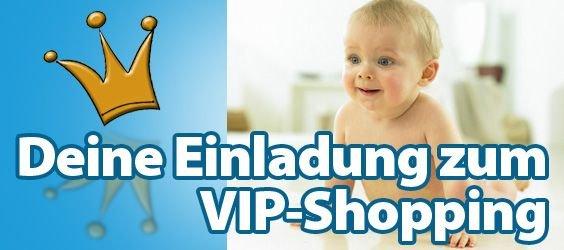 [Offline] VIP Shopping Abend bei Spiele Max am 27.09.2013 mit 20% auf Babyausstattung