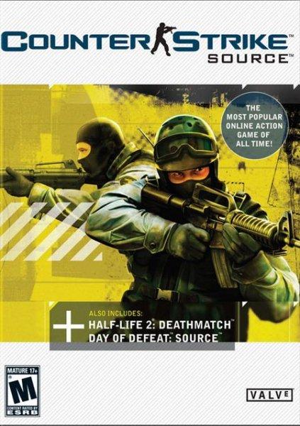 Counter Strike Source Steam Gift für nur 9,99 €