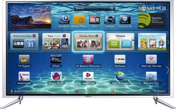 "Samsung 46"" 3D-LED-TV inkl. 2x 3D-Brille @berlet (on- und offline)"