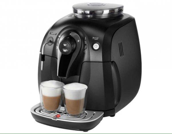 Lokal Halle/Saale Kaffeevollautomat Saeco Xsmall