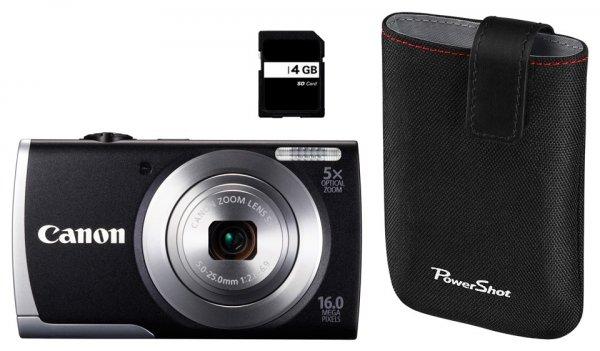 Canon PowerShot A2600  für 88€ @ Otto (Bei Lieferung in Hermes Snop) -- Neukunden zahlen sogar nur 72,05€