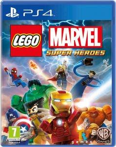 (UK) Lego Marvel: Super Heroes [PS4] -Pre-Order- für 47,41€ @ TheHut