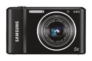Samsung ST66 Digitalkamera Black 16-Megapixel-Auflösung -B-Ware- für 49,99€ @ DC