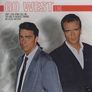 Lokal Köln Saturn Hansaring : CD  Album von Go West - Live für 0,25 €