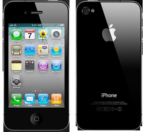 Apple iPhone 4 8 GB Saturn Köln Hansaring