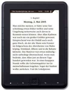 eBook Reader 4Ink == Trekstor Pyrus für 31,10€ @hugendubel.de