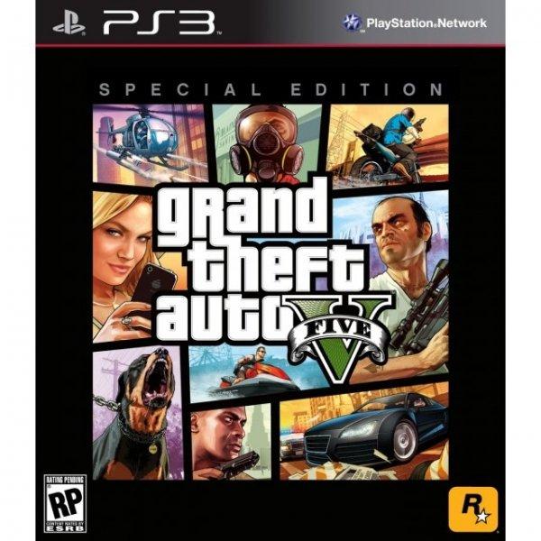 Gta 5 Special Edition