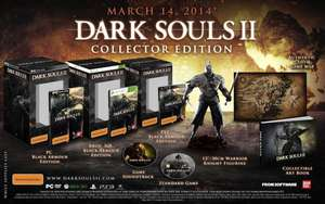 Dark Souls 2 Collectors Edition PS3 für 80,20€ @ Amazon UK