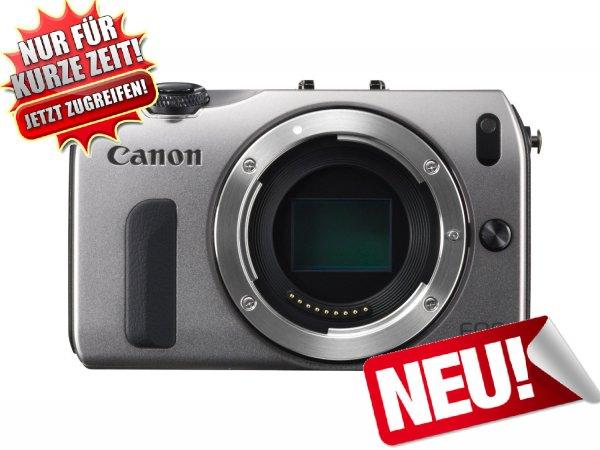 [eBay] Canon EOS M Systemkamera (Body)