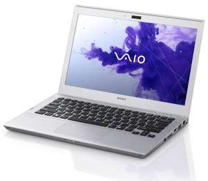 Refurbished Sony Vaio SVT13 mit i7 und Touch Display für 583€