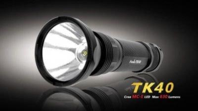 Taschenlampe: Fenix TK40 für 59,99 Euro anstatt 82,xx Euro (=Idealo)