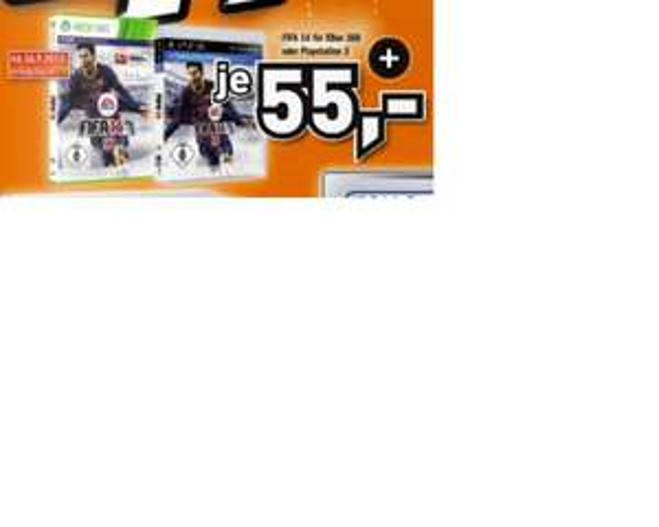 Fifa 14 für Ps3/Xbox für 55€