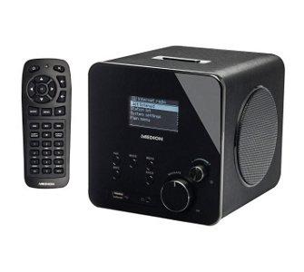 WLAN Internet Radio mit DAB+ MEDION® LIFE® P85023 (MD 86891)