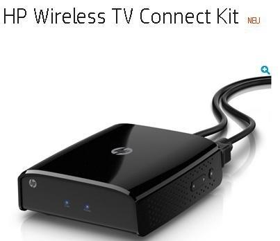 HP Wireless TV Connect Kit  direkt bei HP