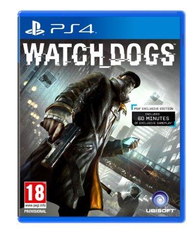 Watch Dogs PS4 für 63,63 inkl. Versand