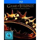 [Amazon.it] [BluRay] Game of Thrones Staffel 2 (26,92€)