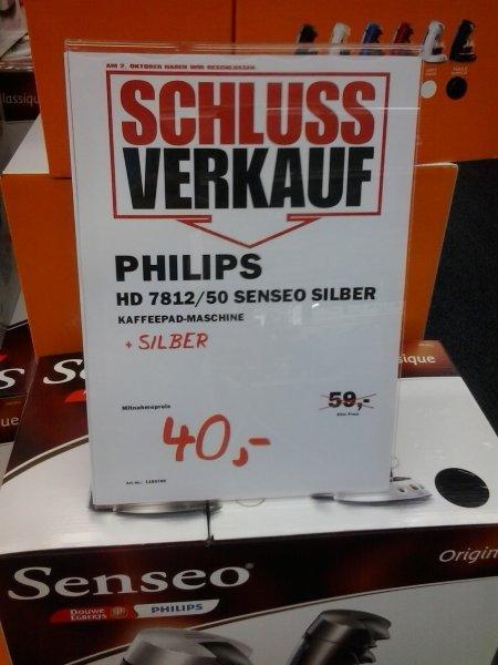 Philips Senseo HD 7812/50 (Leipzig MM)