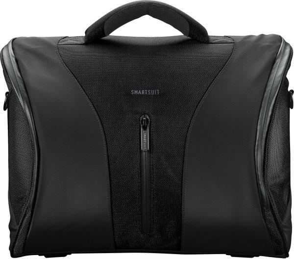 [Amazon Blitzangebot] SmartSuit Crossover Laptoptasche 64 € statt 89,16 €