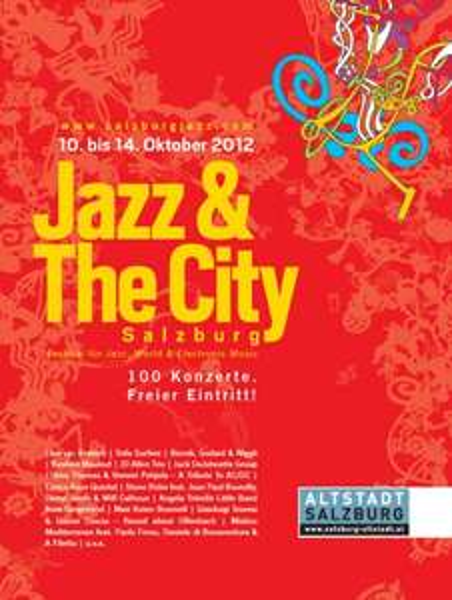 Gratis Jazz Festival @Salzburg