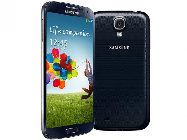 Samsung Galaxy S4 (16GB) mit simfinity Flat und 1.000 MB Daten (mon. 34,90 EUR)