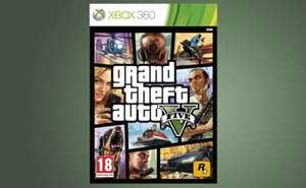 GTA 5 für 49€ + 6€ Versand inklusive VSK - USK & PEGI Version