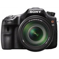 Sony Alpha a65 + 18-135mm Objektiv (Outlet generalüberholt)