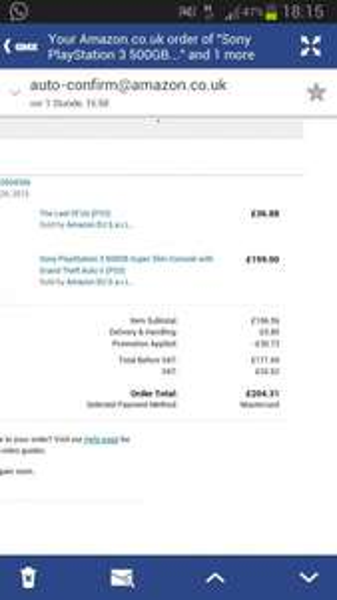 PS3 + GTA 5 + The Last of us (uk)