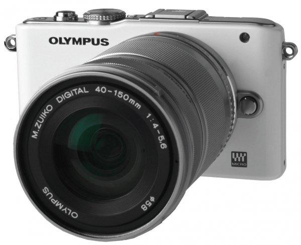 Olympus - Systemkamera E-PL3 + Objektiv 14-150mm [Amazon.FR]