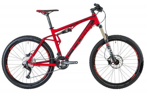 Cube Fahrräder 25 % reduziert + inkl. kostenlosen Versand + 20 Euro Gutschein
